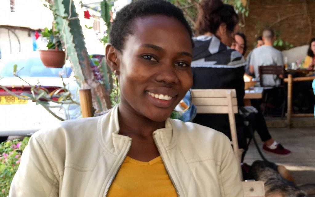 Shoshanna Nambi, a rabbinical student from Uganda. (Courtesy of Nambi)