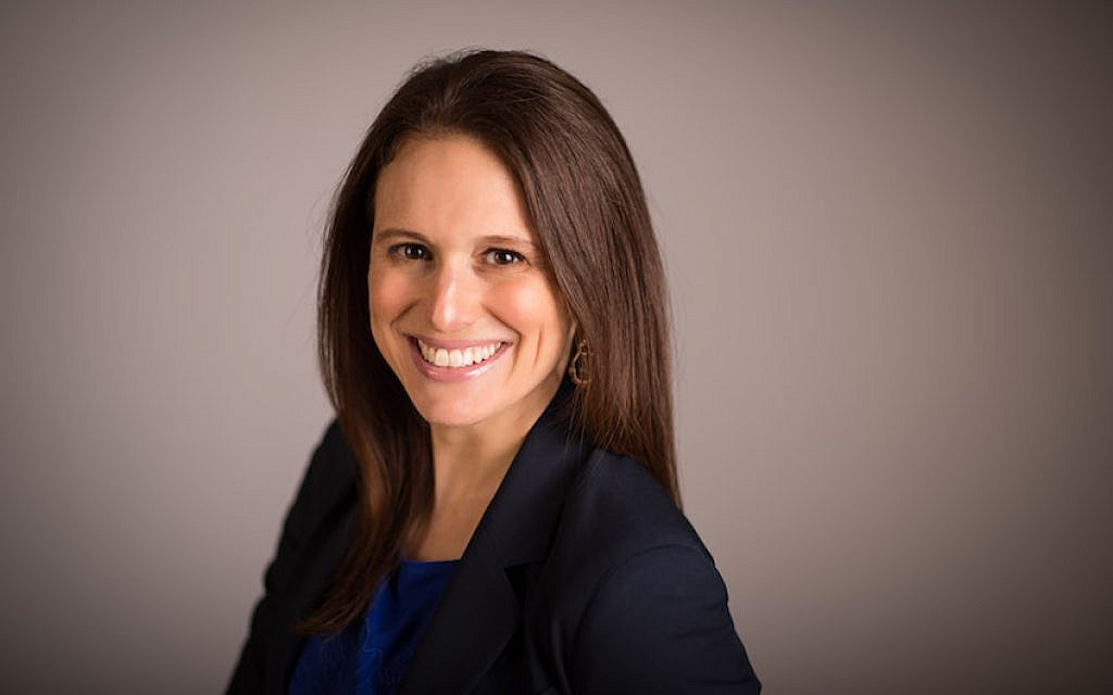 Halie Soifer heads the Jewish Democratic Council of America. (Courtesy of JDCA)