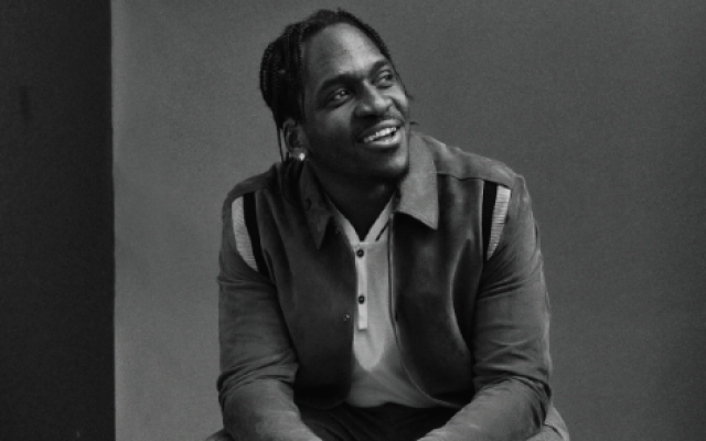 Rapper Pusha-T will be joining the Meteor Festival lineup in September 2018 (Courtesy Pusha-T official Facebook page)