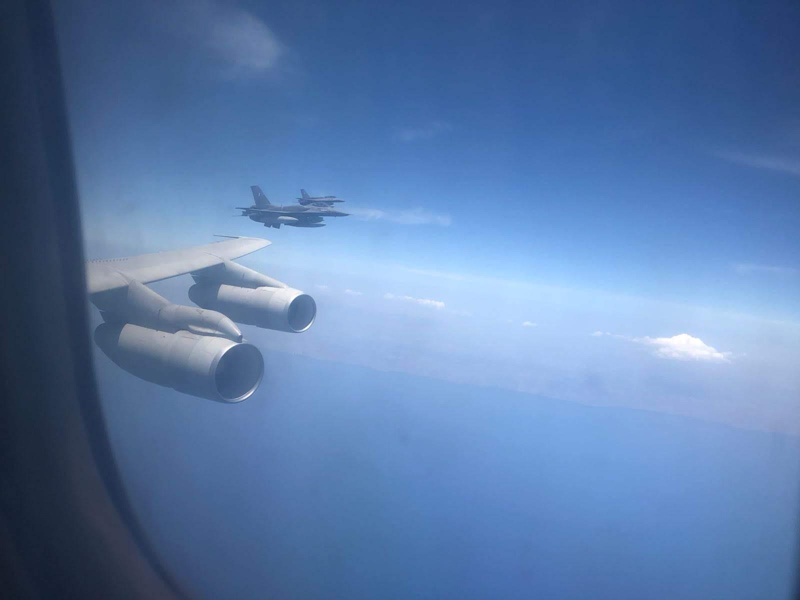 40 ισραηλινά μαχητικά στην Ελλάδα και «προσβολή» Skyguard της ΠΑ – Πακέτα COMAO κατά Τουρκίας στην ΑΟΖ και στο βάθος χτύπημα σε Ιράν!