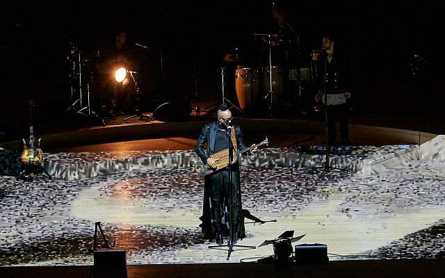 Yemen Blues in concert. (Courtesy)