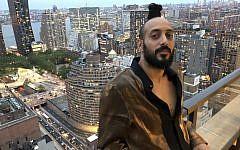 Yemen Blues founder Ravid Kahalani has recently moved to New York City. (Courtesy)
