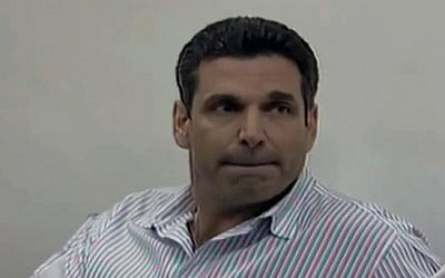 Former energy minister Gonen Segev, file (YouTube screenshot)