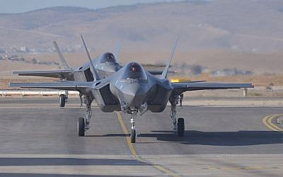 Possible Faulty Part Prompts Pentagon to Ground F-35s
