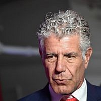 Anthony Bourdain in New York City, June 2, 2016. (Mike Coppola/Getty Images)