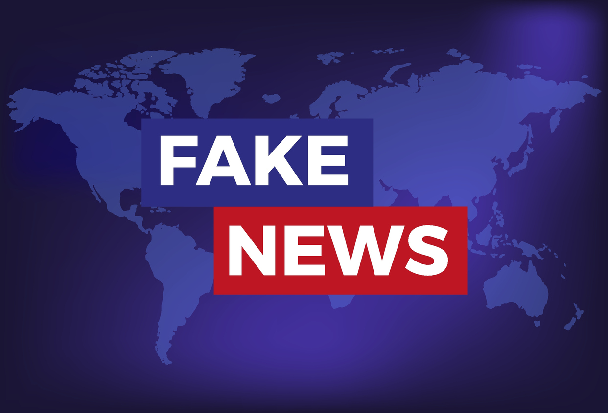 Fake News A Nuisance For Israel Not Dire Threat Says Countrys Daily Cyber Security Logo Illustrative Istock