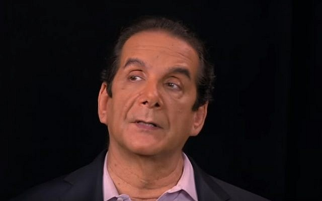 Charles Krauthammer (YouTube screenshot)
