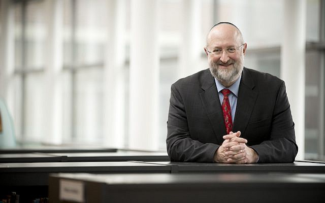 Rabbi Daniel Lehmann will be the first rabbi to lead the Graduate Theological Union based in Northern California. (Daniel Kates/Hebrew College/via JTA)