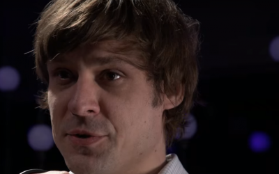 Singer-songwriter John Maus, who withdrew from the Pop-Kultur Berlin international music festival on June 5, 2018, following calls to boycott the event because it receives funds from the Israeli Embassy. (YouTube screenshot)
