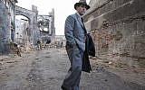 Paul Rudd plays Moe Berg in 'The Catcher Was a Spy.' (Courtesy of IFC Films/via JTA)