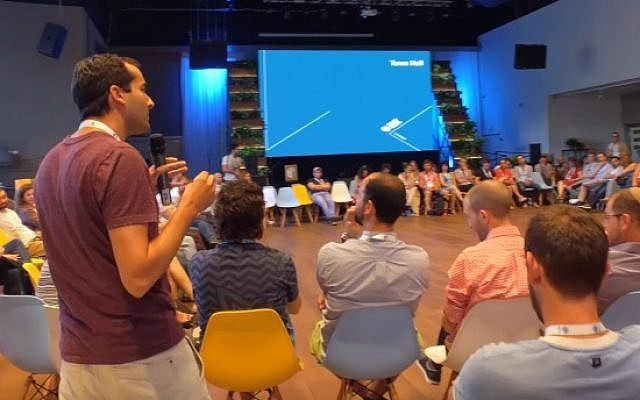 Young Jewish innovators gather in Jerusalem for social