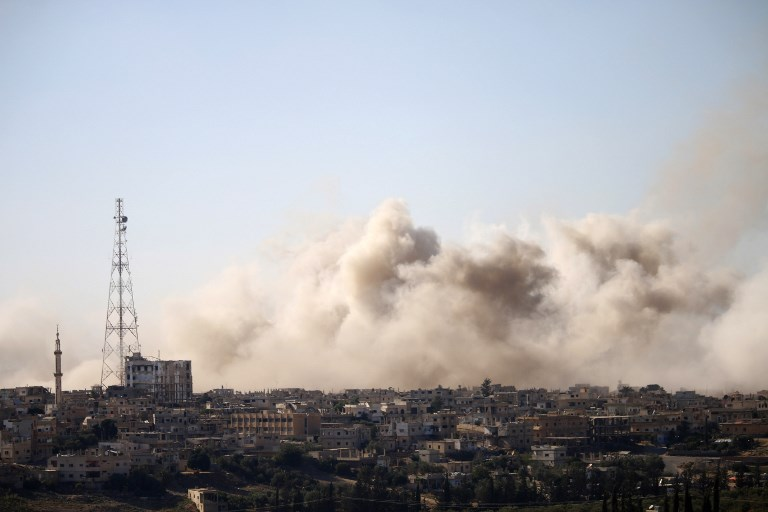Syria rebels reject Russian Federation  conditions for surrender in Daraa