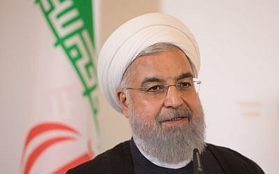Rouhani warns Trump 'war with Iran mother of all wars'