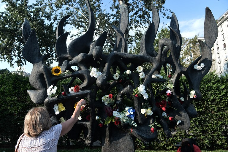july 16 holocaust memorial day france