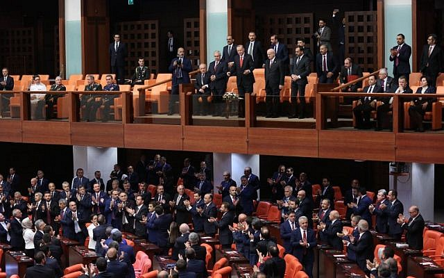 Turkey: New cabinet, old habits - TDS