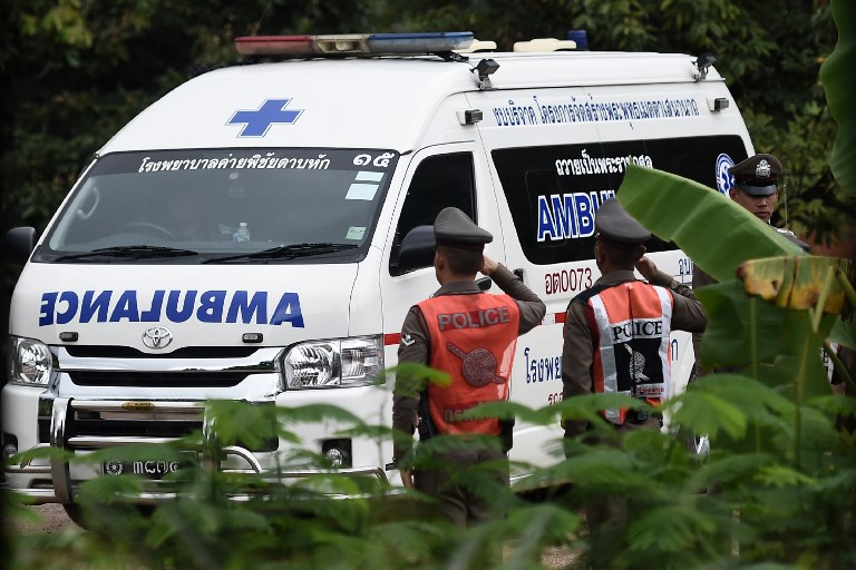 All 12 boys and coach now free from Thailand cave, authorities say