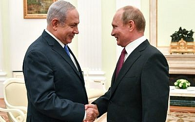 Putin won't meet Israeli air force commander