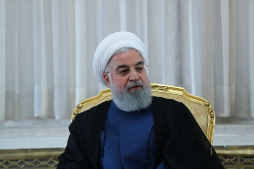 Iran's Rouhani says US 'isolated' on sanctions