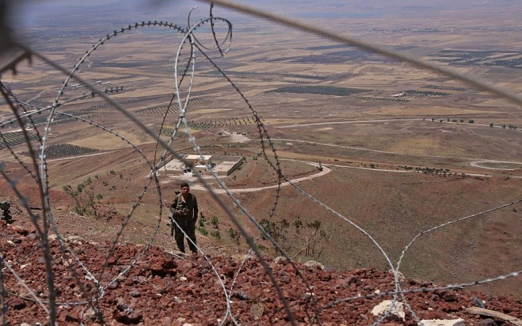 US to attempt rescue of trapped Syrian White Helmets at Golan border