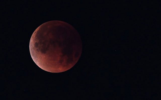 blood moon january 2019 new jersey - photo #25