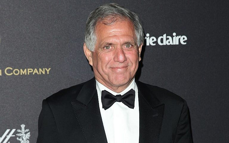 CBS chief Les Moonves accused of sexual misconduct