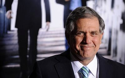 CBS CEO Les Moonves Under Investigation for Sexual Misconduct