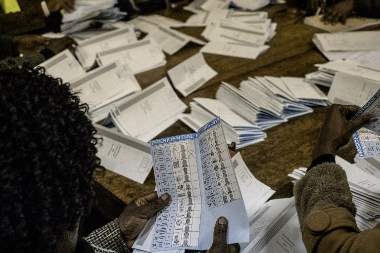 Six dead in Zimbabwe on day of violence linked to election