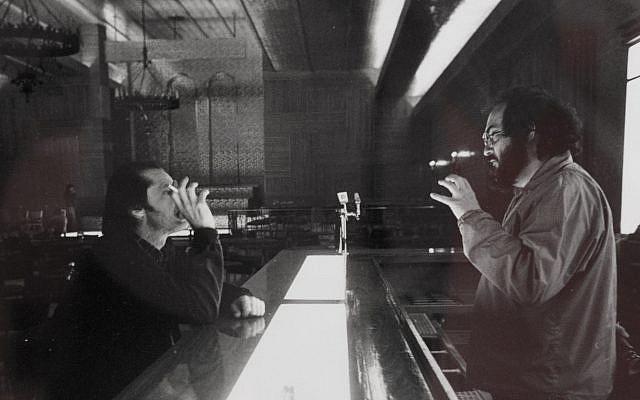 Stanley Kubrick films Jack Nicholson for 'The Shining.' (Flickr/Ben Snooks)