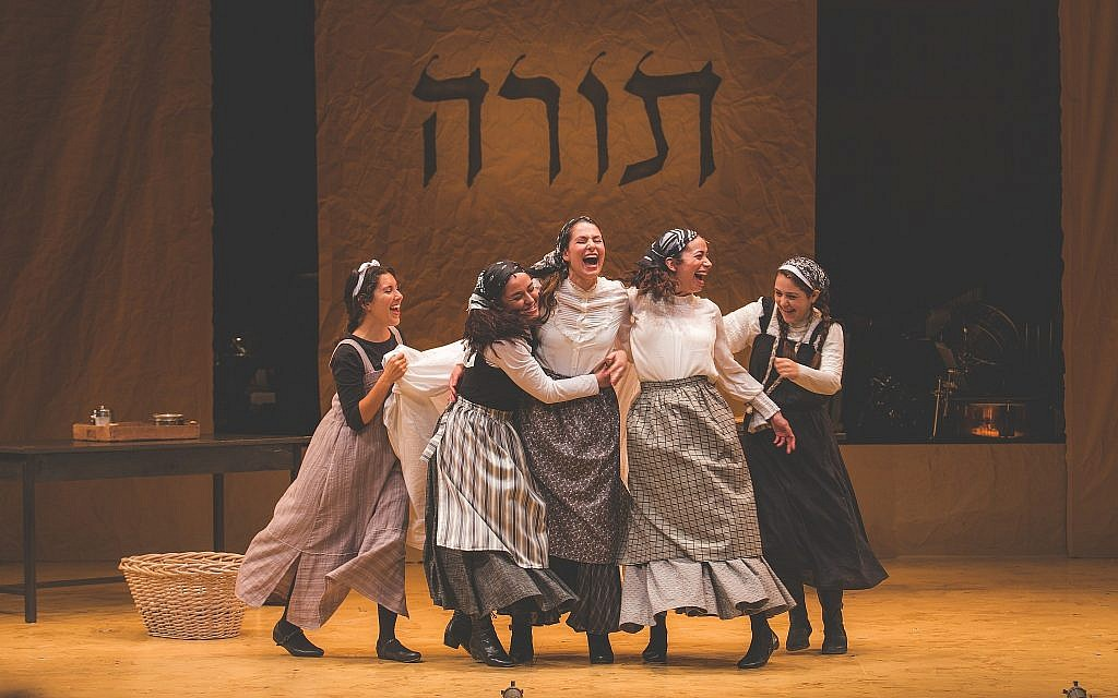 Behind the scenes at New York's nu Yiddish production of