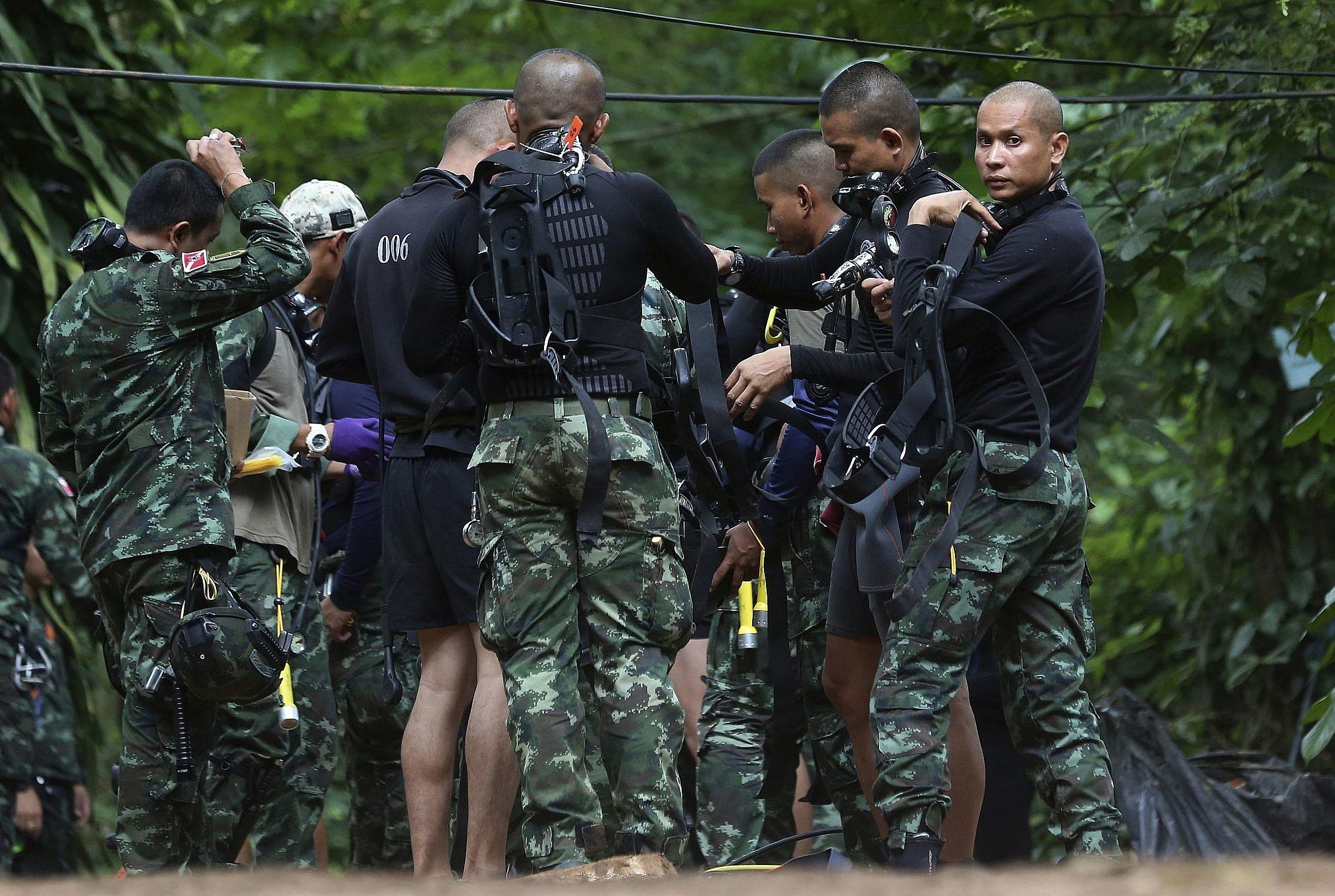 Former Thai Navy SEAL Dies Trying to Help Trapped Boys