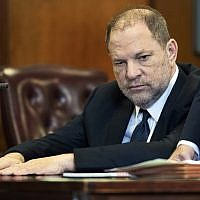In this June 5, 2018 file photo, Harvey Weinstein appears in court in New York. (Steven Hirsch/New York Post via AP, Pool)