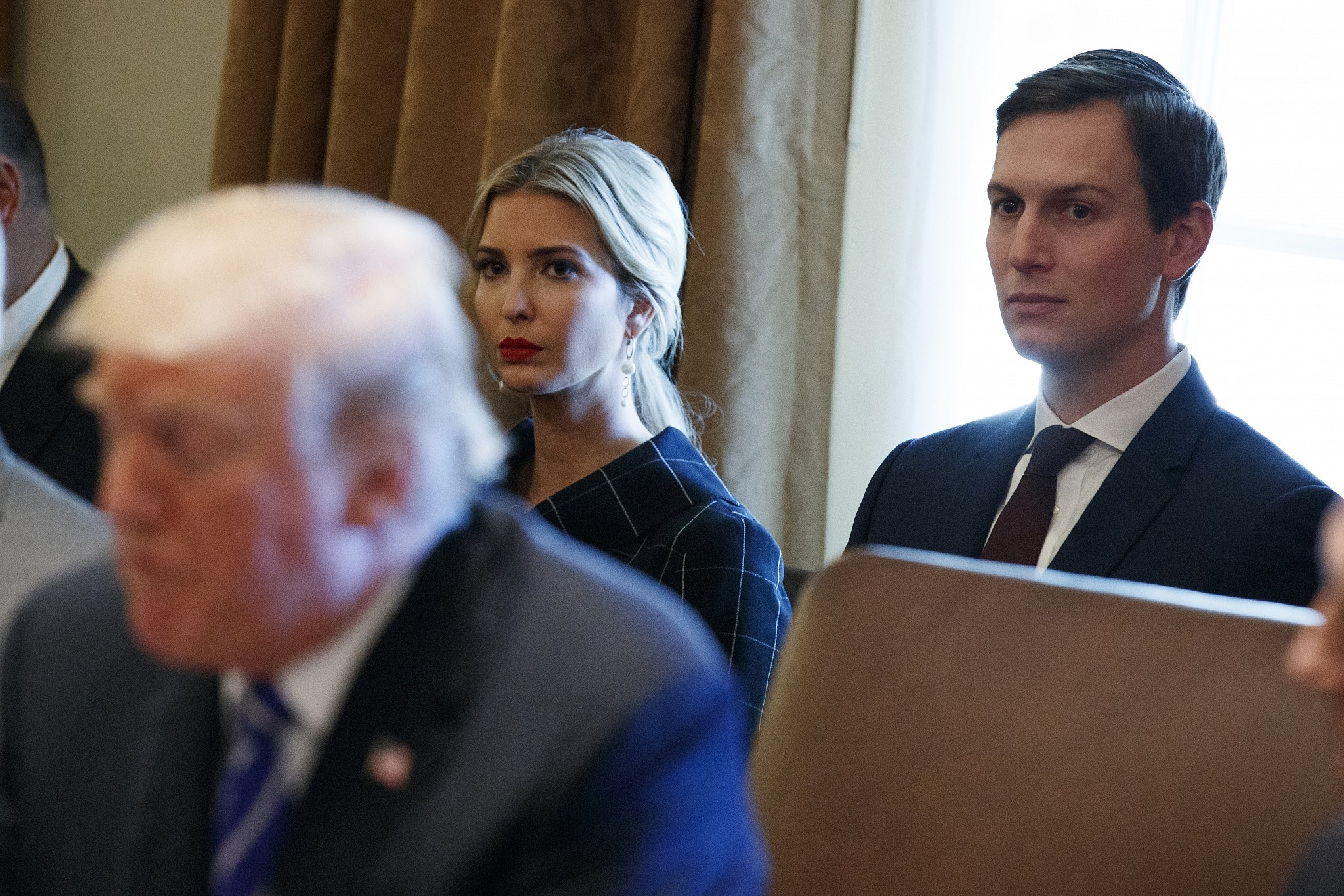 Trump is said to have wanted Ivanka to marry Tom Brady