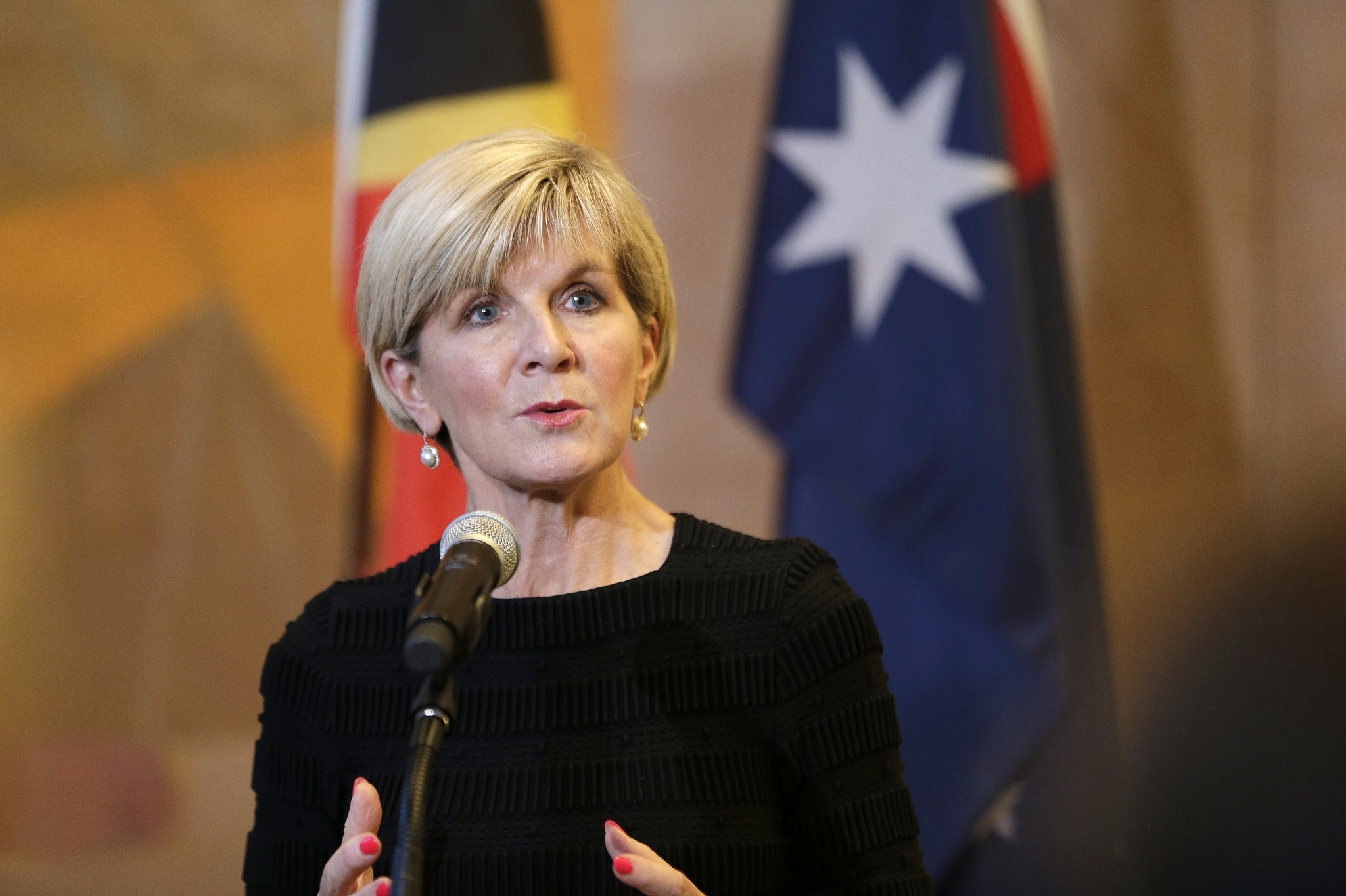 Australia stops direct aid to Palestine