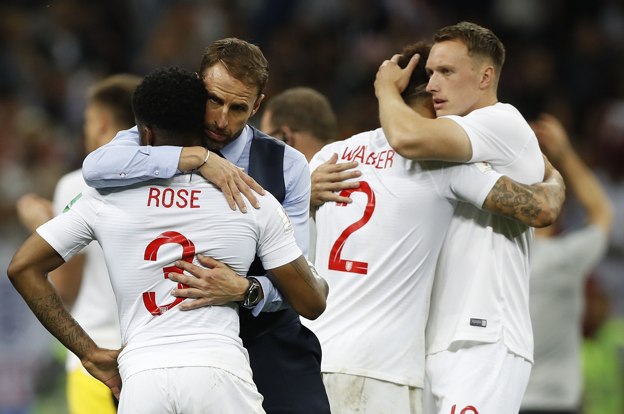 World Cup Losers England Score A Resonant Victory For Unity Diversity Decency The Times Of Israel