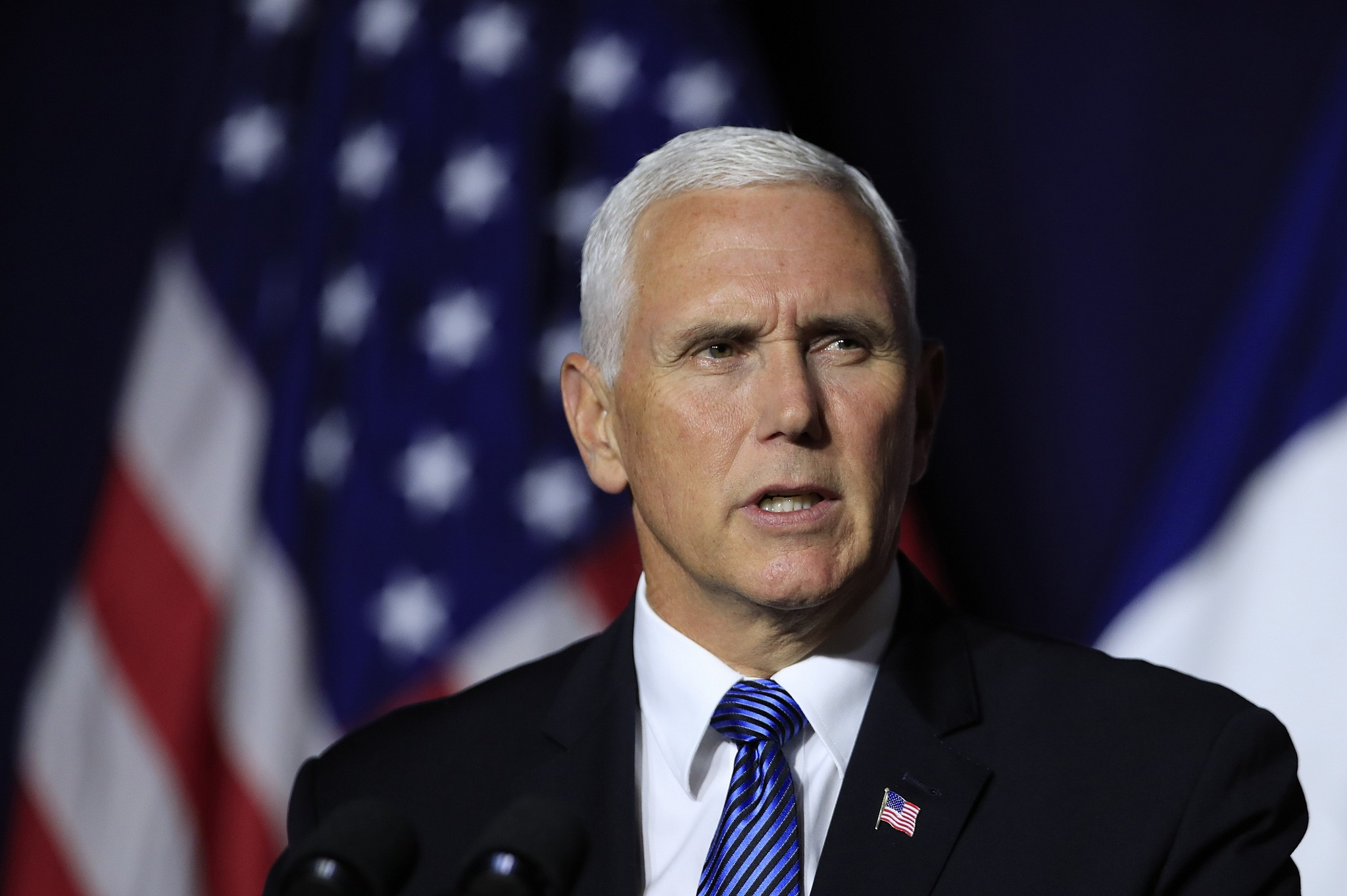 Pence Slams China's 'opaque' Checkbook Diplomacy, Trade
