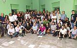 The Autotalks team; July 2018 (Daniel Danilov)