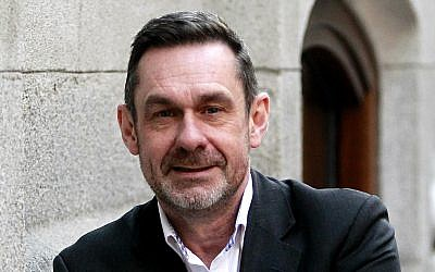 British journalist Paul Mason. (Marta Jara/Wikipedia CC BY-SA 3.0)
