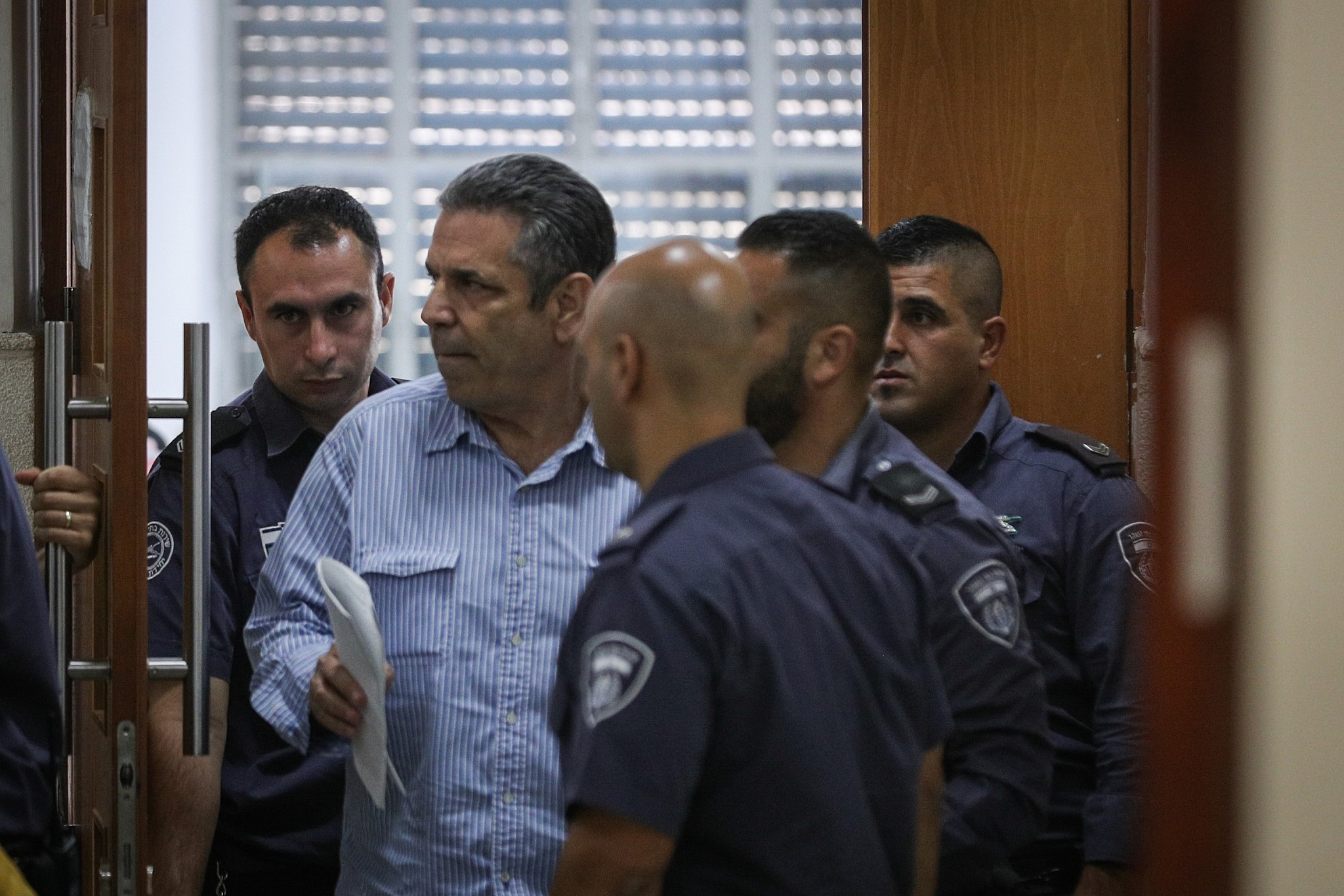 Ex-minister Gonen Segev signs plea deal on Iran spy case