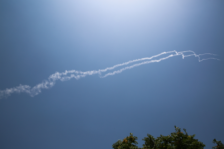 Israel Shoots Down Syrian Jet Fighter