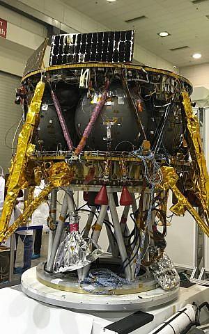 yariv spacecraft - photo #10