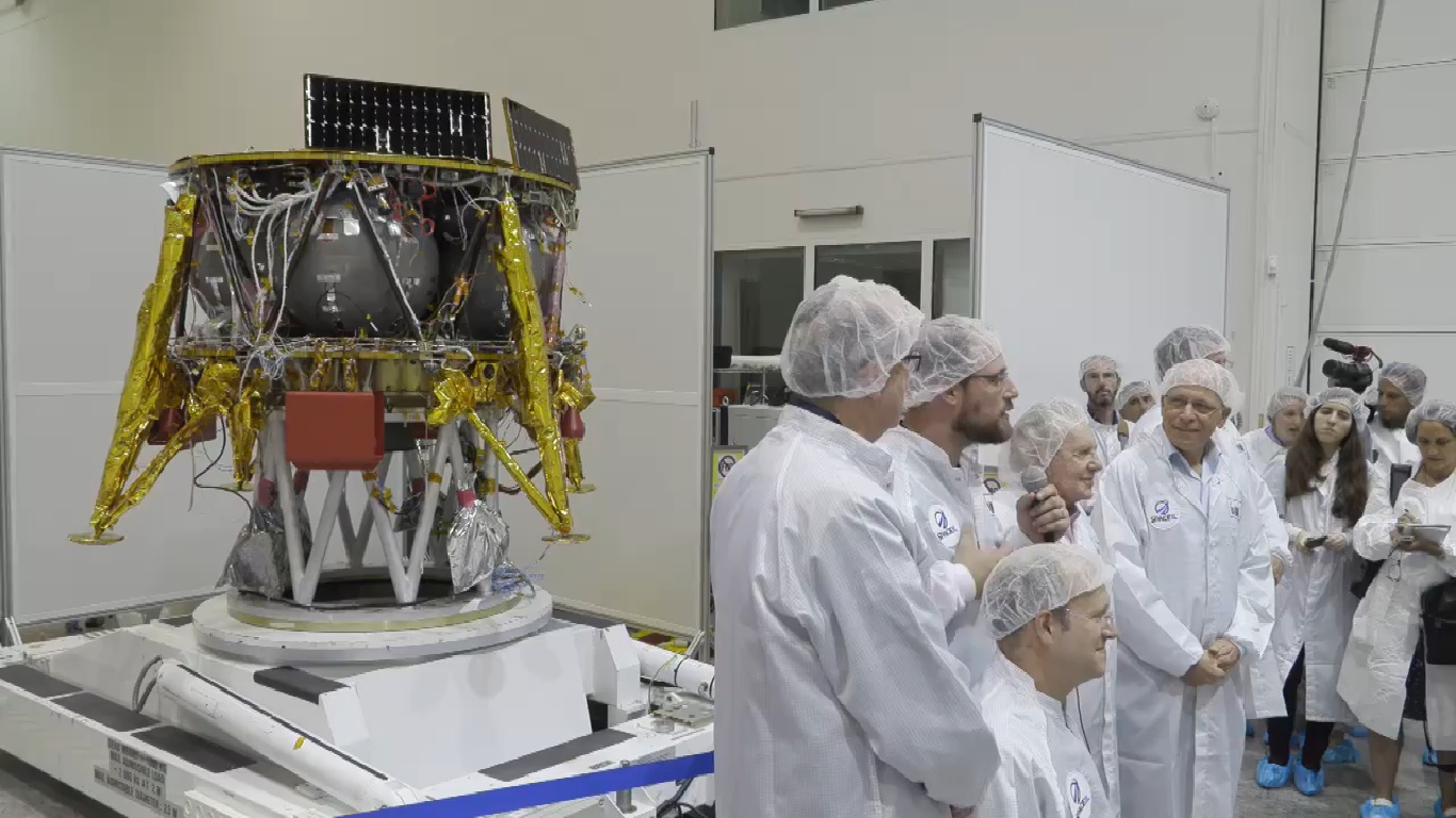 Israel to launch first lunar space mission in December