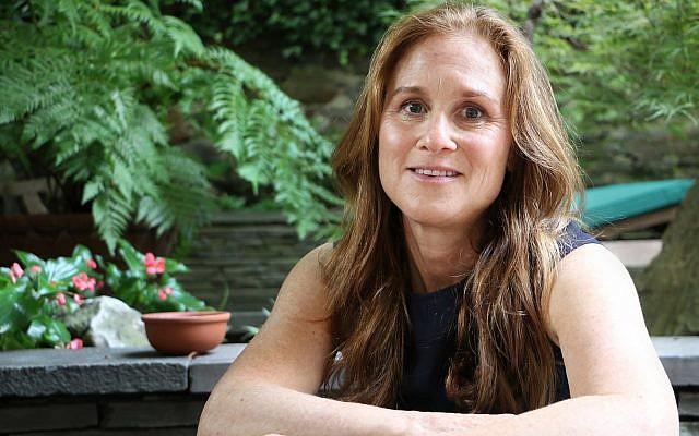Randi Hutter Epstein, MD, MPH, author of 'Aroused.' (Martha Epstein)