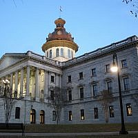The South Carolina State House. (Wikipedia/Florencebballer/public domain)