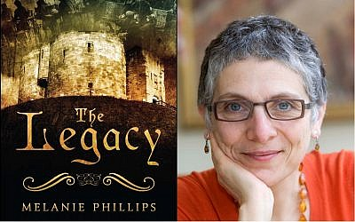'The Legacy' by Melanie Phillips. (Courtesy)