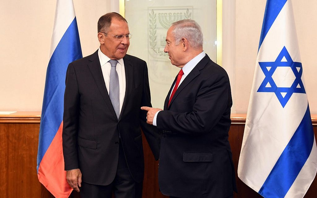 Russia says it can have good ties with both Israel and Iran