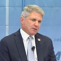 US Rep. Michael McCaul (YouTube screenshot)