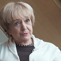 Margaret Hodge MP (YouTube screenshot)