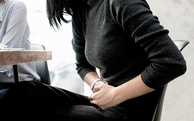 Illustrative image of a stomachache (ake1150sb; iStock by Getty Images)