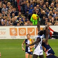 Illustrative image of an Australian Football League match. (Screen capture; YouTube)