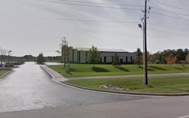 Congregation Shaarey Tefilla, Carmel, Indiana (Google Streetview)